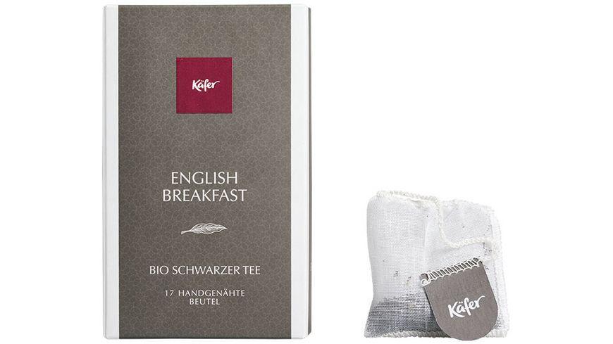 Käfer Bio English Breakfast Tee