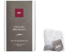Kaefer Bio English Breakfast Tee
