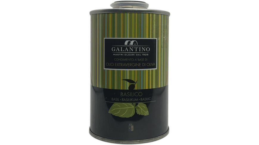 Galantino Olivenöl Basilikum