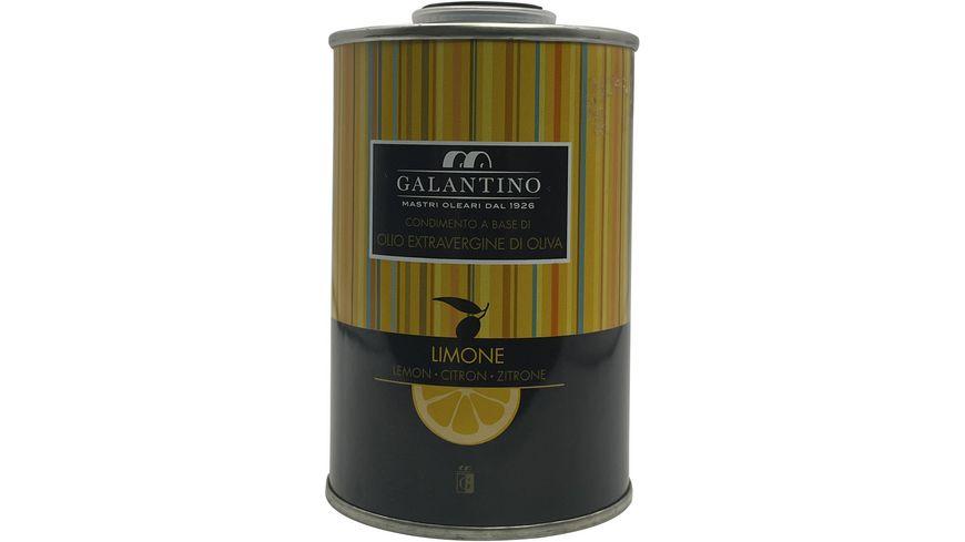 Galantino Olivenöl Limone