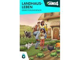 Die Sims 4 Landhausleben Code in a Box