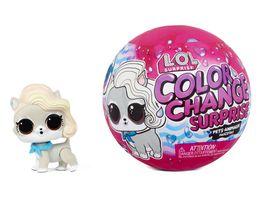 L O L Surprise Color Change Pets PDQ