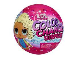 L O L Surprise Color Change Dolls PDQ
