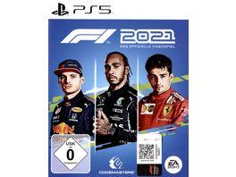 F1 2021 Das offizielle Videospiel