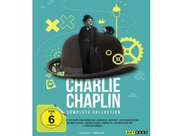 Charlie Chaplin Complete Collection 12 BRs