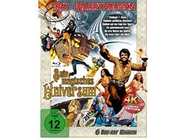 Ray Harryhausen Sein magisches Universum 6 Blu rays