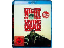 Night of the Living Dead Uncut Kinofassung