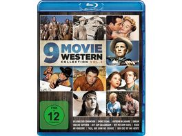 9 Movie Western Collection Vol 3 3 BRs