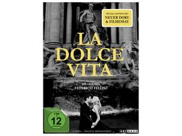 La Dolce Vita Das suesse Leben Special Edition Digital Remastered 2 DVDs
