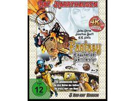 Ray Harryhausen Fantasy Klassiker der Weltliteratur 3 Blu rays