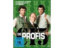 Die Profis Die komplette Serie in HD Keepcase 17 BRs