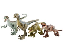 Jurassic World Raptoren Geschenkset