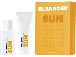 JIL SANDER Sun Woman Eau de Toilette Shower Gel Set