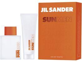JIL SANDER Sun Men Eau de Toilette Shower Gel Set