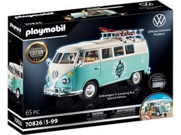 PLAYMOBIL 70826 Volkswagen T1 Camping Bus Special Edition