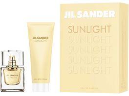JIL SANDER Sunlight Eau de Parfum Body Lotion Set