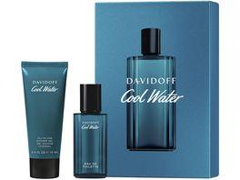 DAVIDOFF Cool Water Eau de Toilette Shower Gel Set