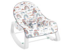 Fisher Price Regenbogen Babywippe Babyschaukel ab 0 M