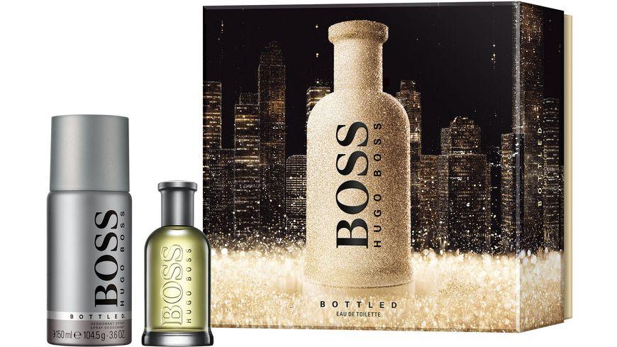 BOSS Bottled Eau de Toilette + Deospray – Set
