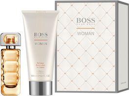 BOSS Orange Woman Eau de Parfum Body Lotion Set