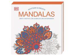Achtsam Kreativ Mandalas