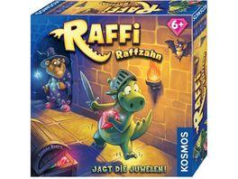 KOSMOS Raffi Raffzahn Kinderspiel