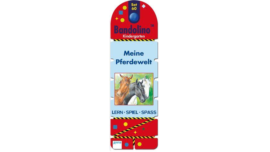 Bandolino Set 60. Meine Pferdewelt
