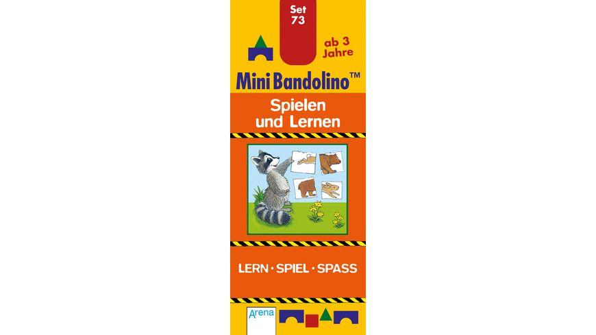 Spielen und Lernen Mini Bandolino Set 73