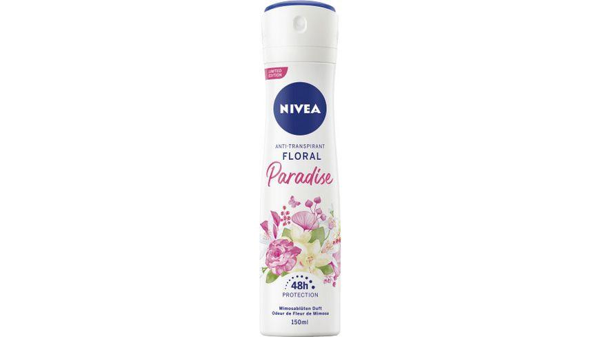 NIVEA Deo Anti-Transpirant Floral Paradise 150ml
