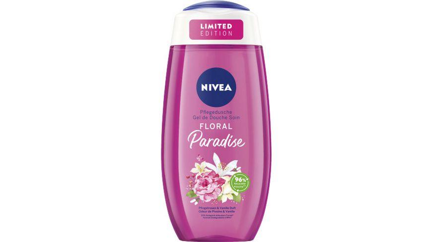 NIVEA Pflegedusche Floral Paradise 250ml