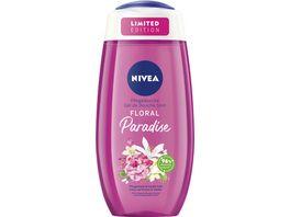 NIVEA Pflegedusche Floral Paradise