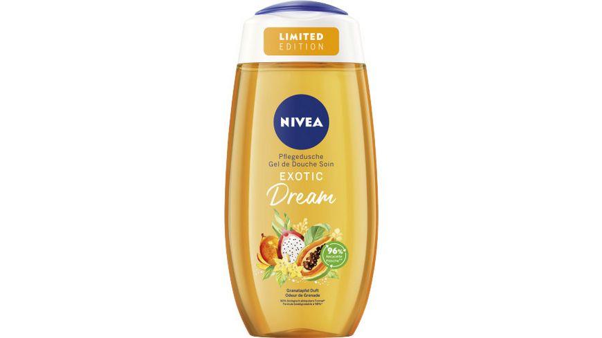 NIVEA Pflegedusche Exotic Dream 250 ml