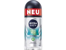 NIVEA Men Deo Roll On Cool Kick Fresh
