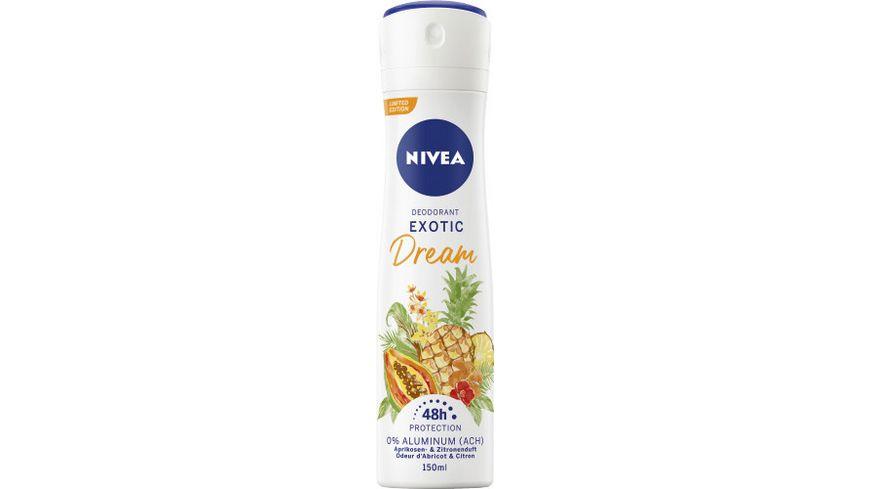 NIVEA Deo Spray Exotic Dream 150ml