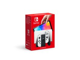 Nintendo Switch OLED Modell Weiss