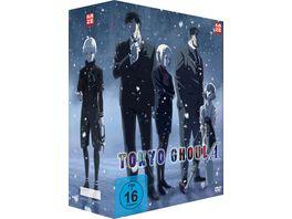 Tokyo Ghoul Root A Staffel 2 Gesamtausgabe 4 DVDs