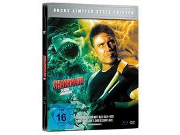 Sharknado 5 Global Swarming Limited Steel Edition limitiert auf 1 000 Stueck durchnummeriert DVD