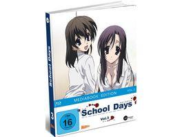 School Days Vol 3 Blu ray Edition