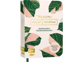 Mein Bullet Journal Jungle Edition Besser planen Traeume verwirklichen