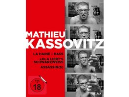 Mathieu Kassovitz Die Box 3 BRs