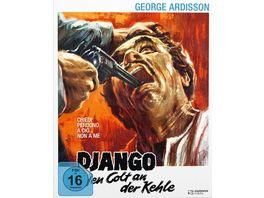Django Den Colt an der Kehle Mediabook Cover B DVD