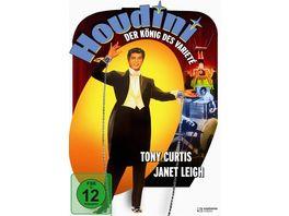 Houdini der Koenig des Variete