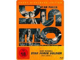 Star Force Soldier Steelbook