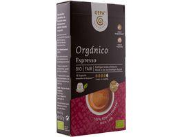 GEPA Bio Cafe Organico Espresso Kapseln