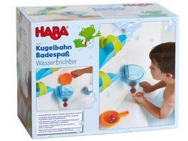 HABA Kugelbahn Badespass Wassertrichter 302823