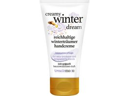 treaclemoon handcreme creamy winter dream