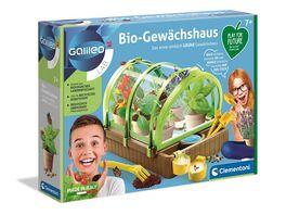 Clementoni Galileo Bio Gewaechshaus