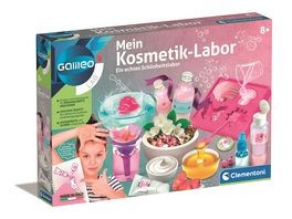 Clementoni Galileo Mein Kosmetik Labor