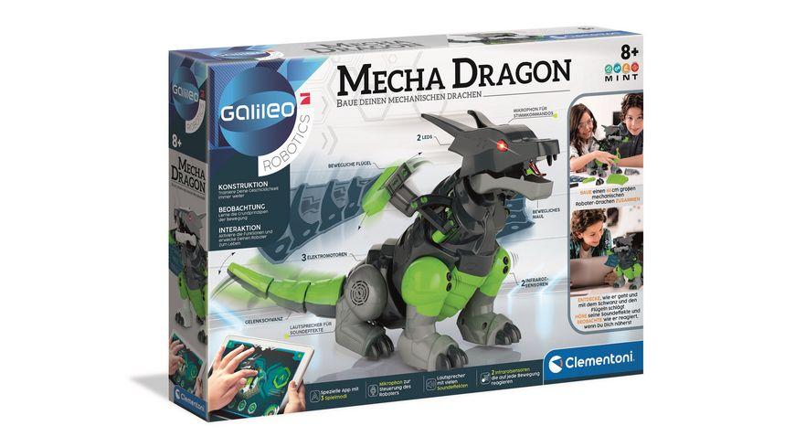 Clementoni - Galileo - Mecha Dragon