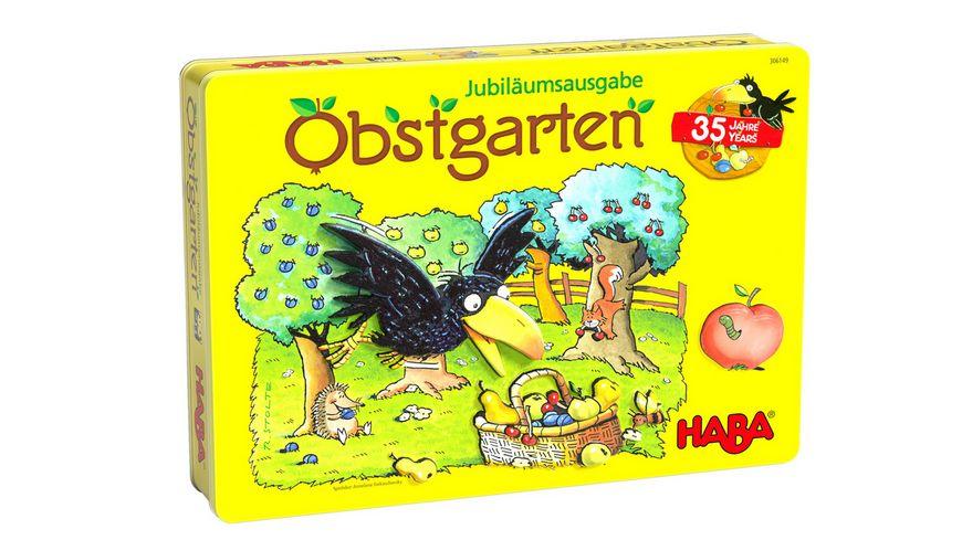 HABA Jubiläumsausgabe Obstgarten 306149